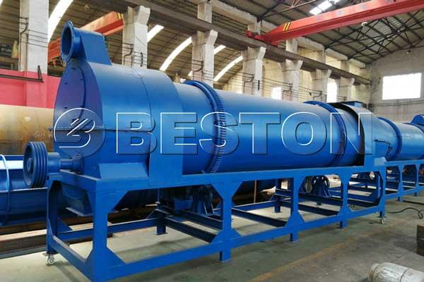 Sawdust Carbonization Machine