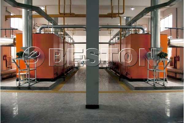 Sawdust Charcoal Manufacturing Machine