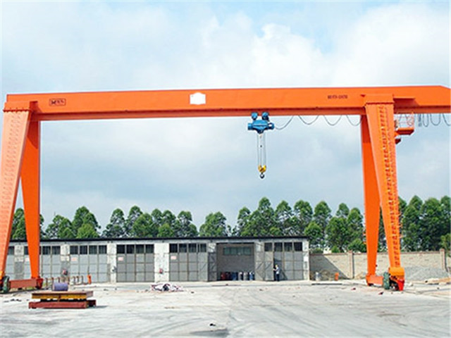 16 Ton Gantry Cranes single in China