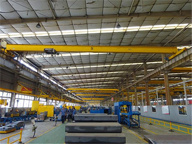 5 Ton Overhead Crane cost